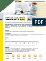 Ficha Técnica Volcanita PRP