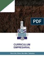 CRS Cimentaciones Currículo Empresarial 2018