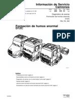 Formacion de Humos Anormal D12C