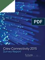 Crew Connectivity 2015 Survey Report