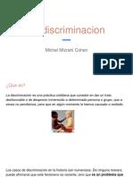 Conceptos de discriminación-Michel Mizrahi Cohen