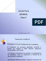 Didáctica Clase 2