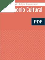 Ser de Imagen y de Signos Abordajes Del Patrimonio Cultural. Editado Por El Doctorado en Patrimonio Cultural de La Universidad Latinoamerican