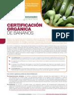 Certificacion Organica de Bananos - Fao