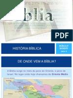 Slide Aula de Bíblia 3