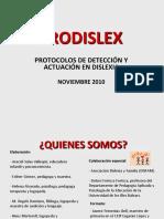 protocolo dislexia