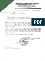 Juknis PPDB Madrasah T.P 2018-2019