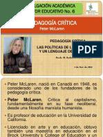 MC-LAREN_PEDAGOGÍA CRITICA.ppt