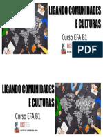 Ligando Comunidades e Culturas
