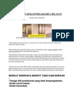 0878 7896 9087, Jasa Renovasi Kantor Jakarta Selatan