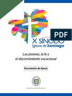 Documento Apoyo x Sinodo Final31!01!2018