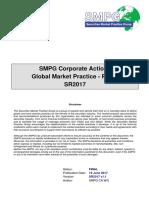 1 SMPG CA Global Market Practice Part 1 SR2017 v1 1