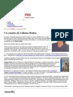 Un Cuento de Liliana Bodoc - Imaginaria No. 132 - 7 de Julio de 2004
