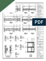 Sheet 4- GF-Roof Beam Drawing