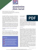 Nuevos TX de Paralisis Facial