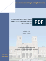 Report - Walls Structural