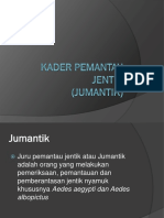 Kader Pemantau Jentik ppt