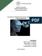 Evaluacion3_Corrientes Psicologicas Contemporaneas Cuadro Comparativo