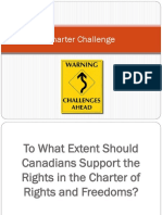 charter challenges