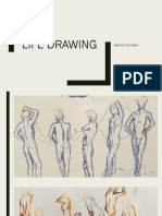 Life Drawing | Year 2 Compilation