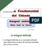Integral Definida Real Bajo La Curva1656