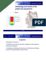 German Risk Assessment