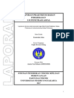 laporan praktikum penetrasi aspal