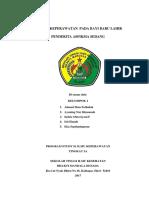 Pathway Asfiksia Neonatorum