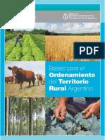 Bases Para El Ordenamiento Del Territorio Rural