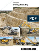 Product Brochure Quarrying Industry