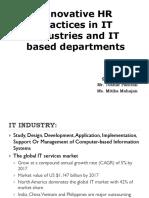 Annexure 2_Innovative HR in IT Ind..pptx