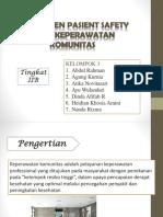 MPS Kelompok 3 Komunitas
