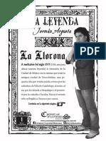 La Llorona Jermán Argueta (1)