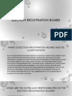 Election Registration Board