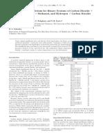 Equilibrio Hidrógeno - metanol