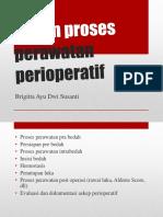 Kajian Proses Perawatan Perioperatif