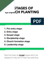 Church Planting 5