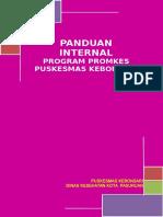 PANDUAN PROMKES