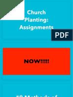 Church Planting 8