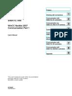 HMI WinCC Flexible Communication Part 1