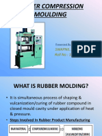 Seminar-2 Rubber Compression Molding