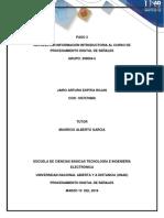 Paso2 Procesamiento Digital de Señales Jairo Espitia