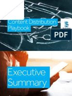 Content Distribution Playbook