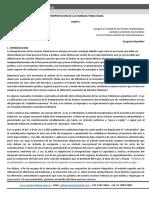 Interpretación de Las Normas Tributarias - Parte I. Sergio Carboné