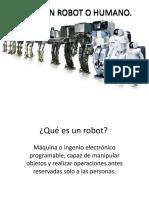 Asimo Un Robot o Humano