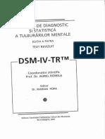 20485928 Manual de Diagnostic a DSM IV