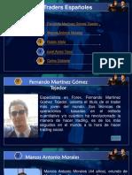 Top 5 Traders Españoles