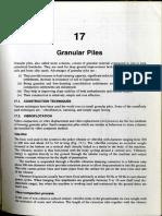 Granular Piles
