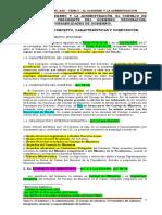 Tema 5 - El Gobierno y La Administración
