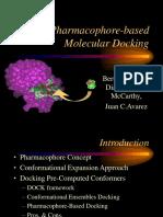 Pharmacophore-Based Molecular Docking